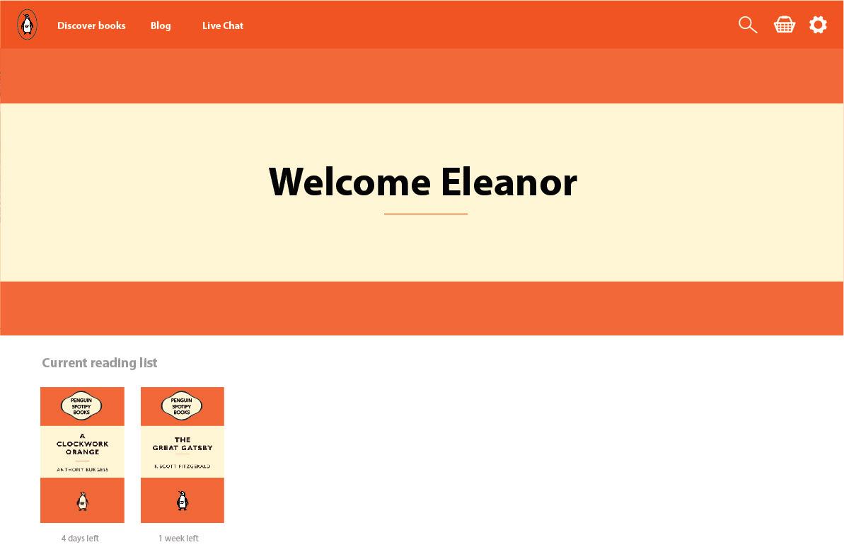 Eleanor Smith - Penguin x Spotify