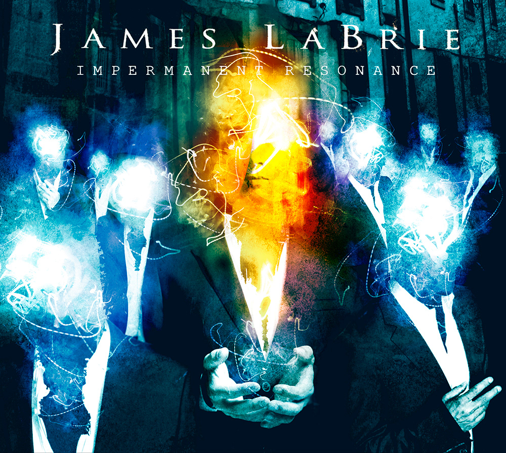 THE ART OF GUSTAVO SAZES - JAMES LaBRIE / Impermanent