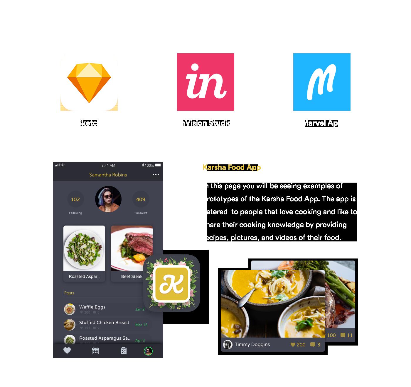 The Mo Method App Prototyping