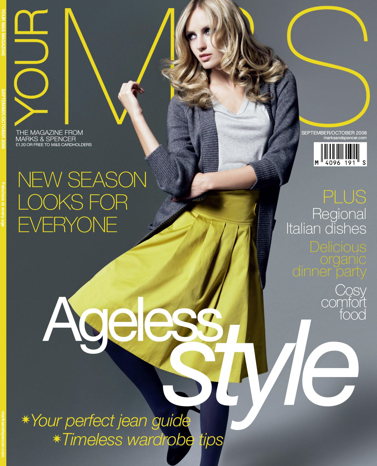 Marks And Spencer Magazine Midway Media