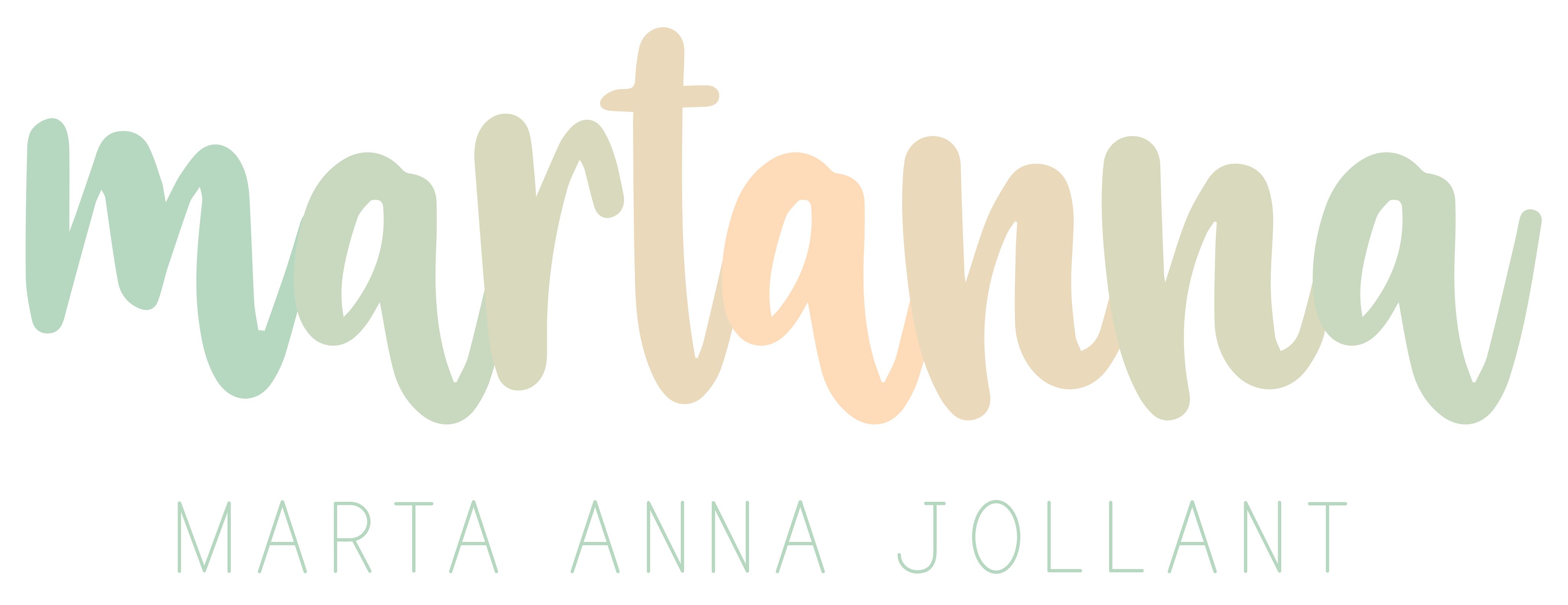 Portfolio of Marta Anna Jollant