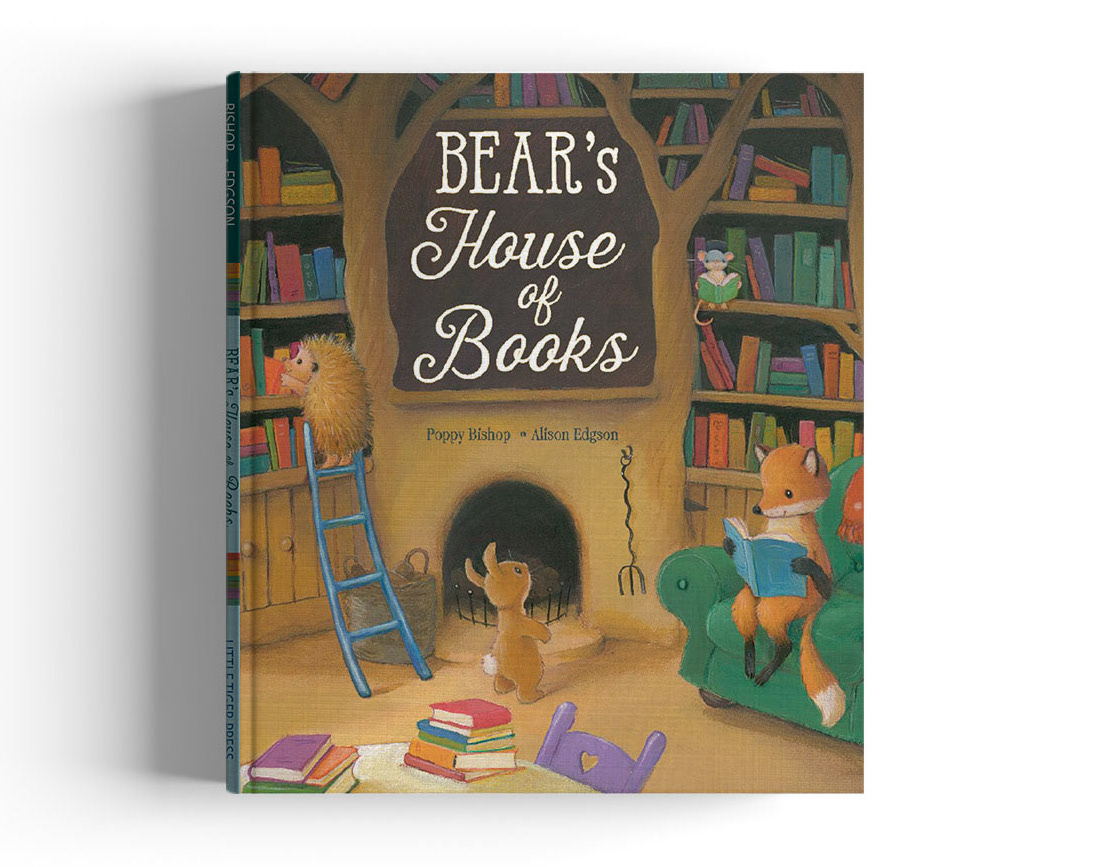 Professional Book Cover Design Uk ~ Malgorzata kiki buchaniec book cover design bear s