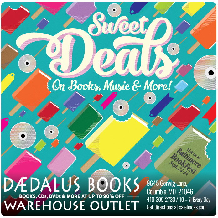 Sweet Deals For Daedalus Books