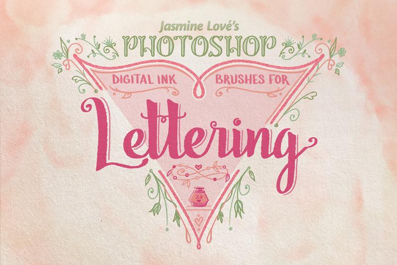 Jasmine Lové   Lettering, Illustration & Design - Digital