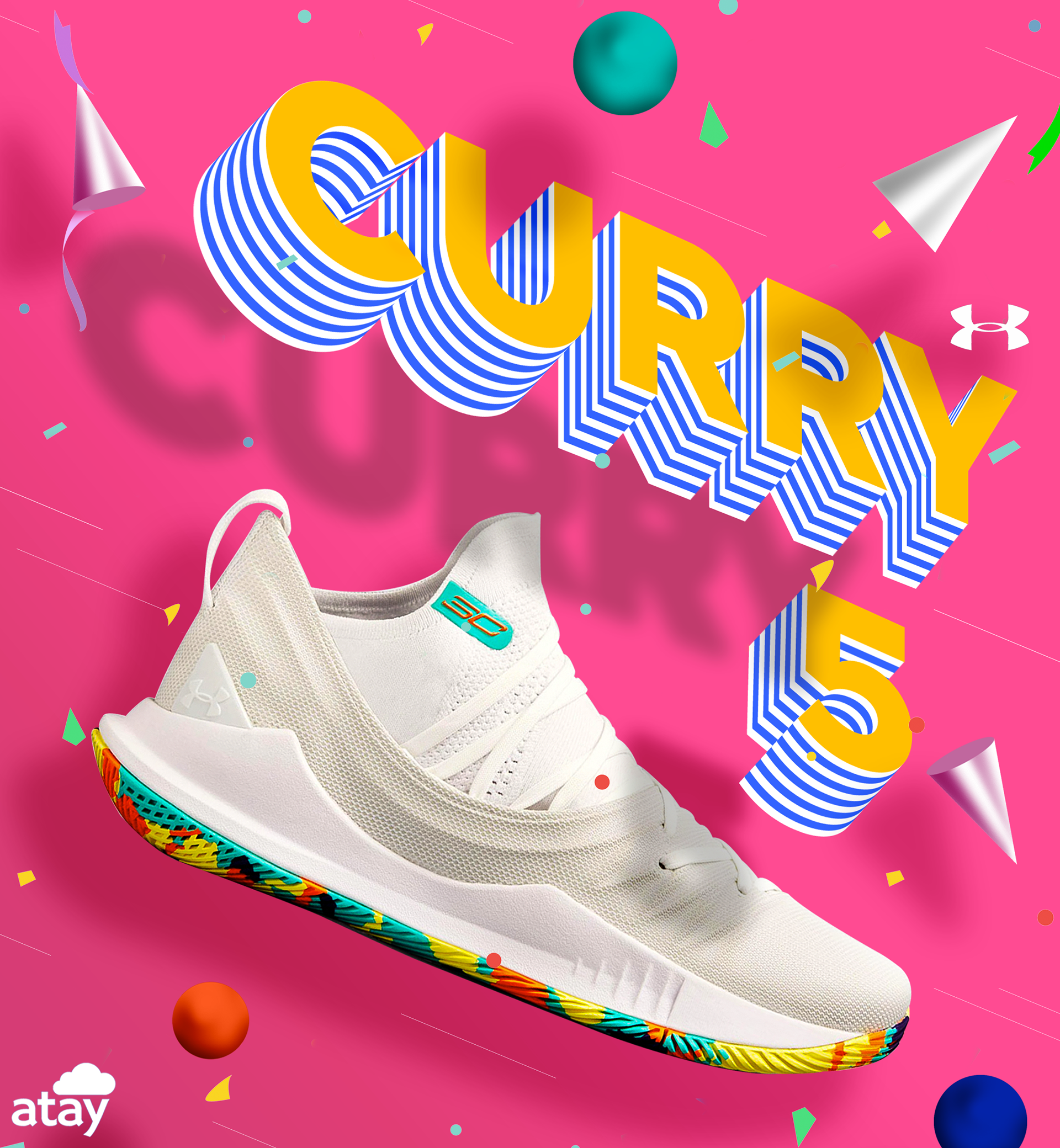 99282d69234 Atay Bulut - UA Curry 5 (Poster Idea)