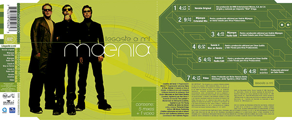 Moenia CD Art Covers