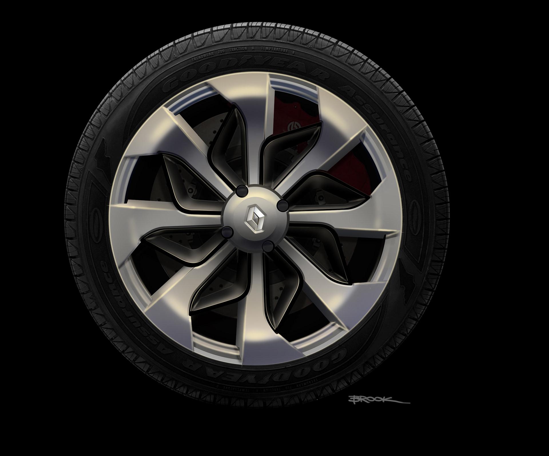 Car And Truck >> Middlecott Design - Rim Design