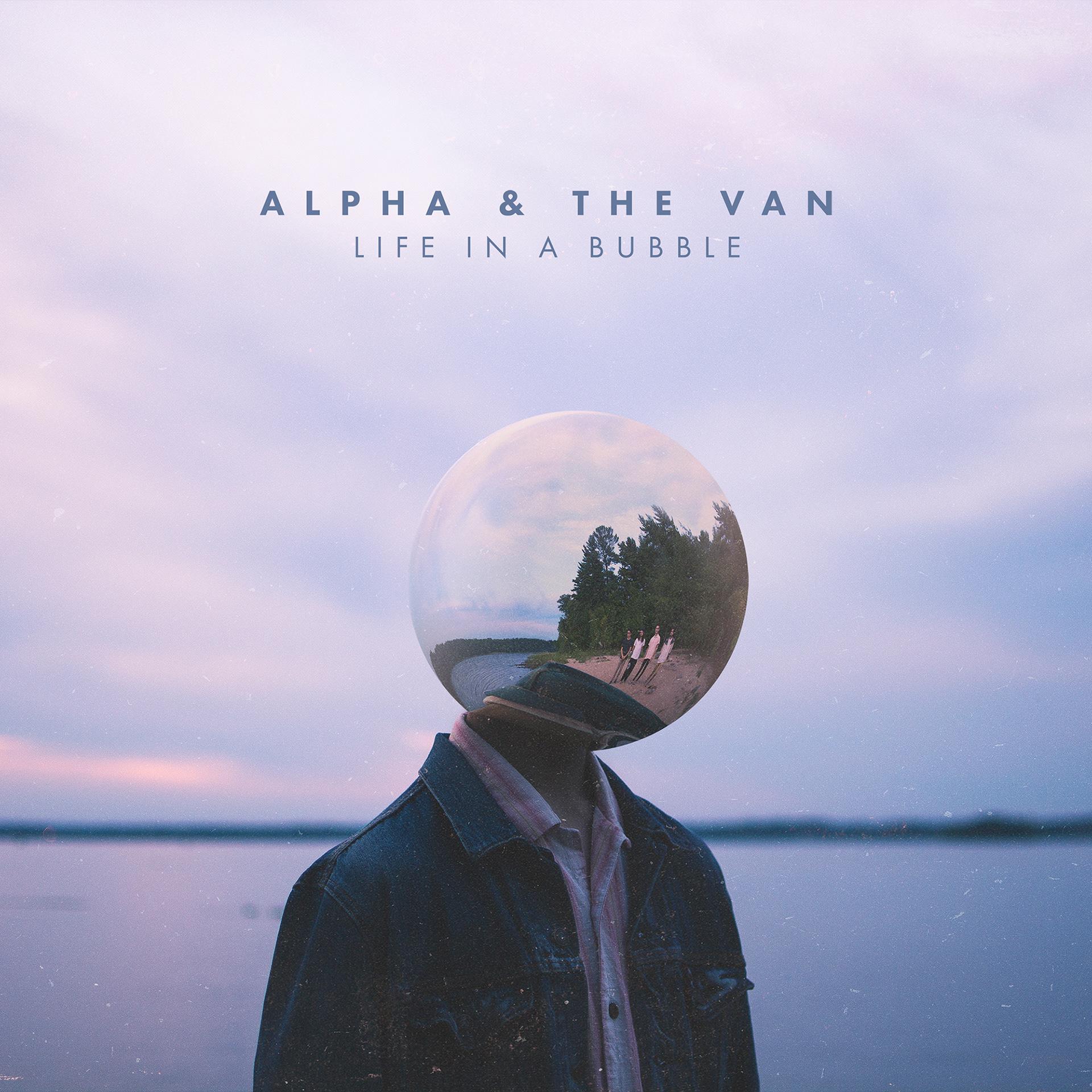 aeforia design life in a bubble ep album cover