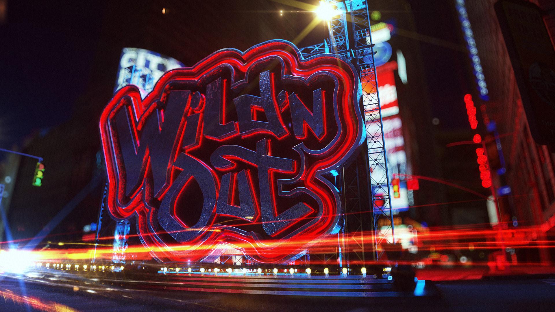 Motion Design - Wild 'N
