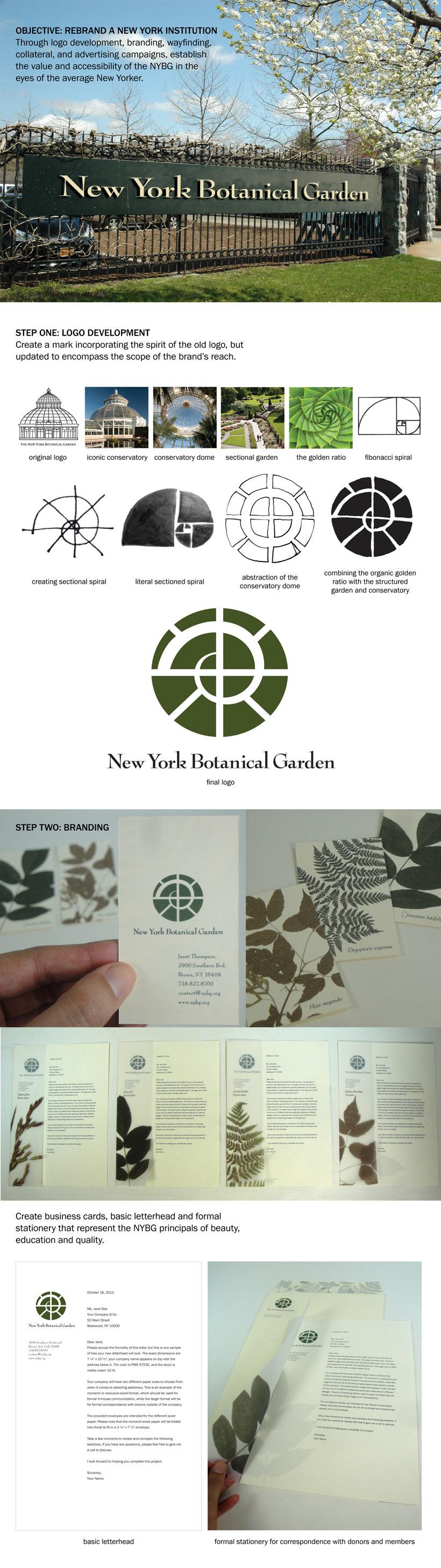 Nicolette Hayes - New York Botanical Garden