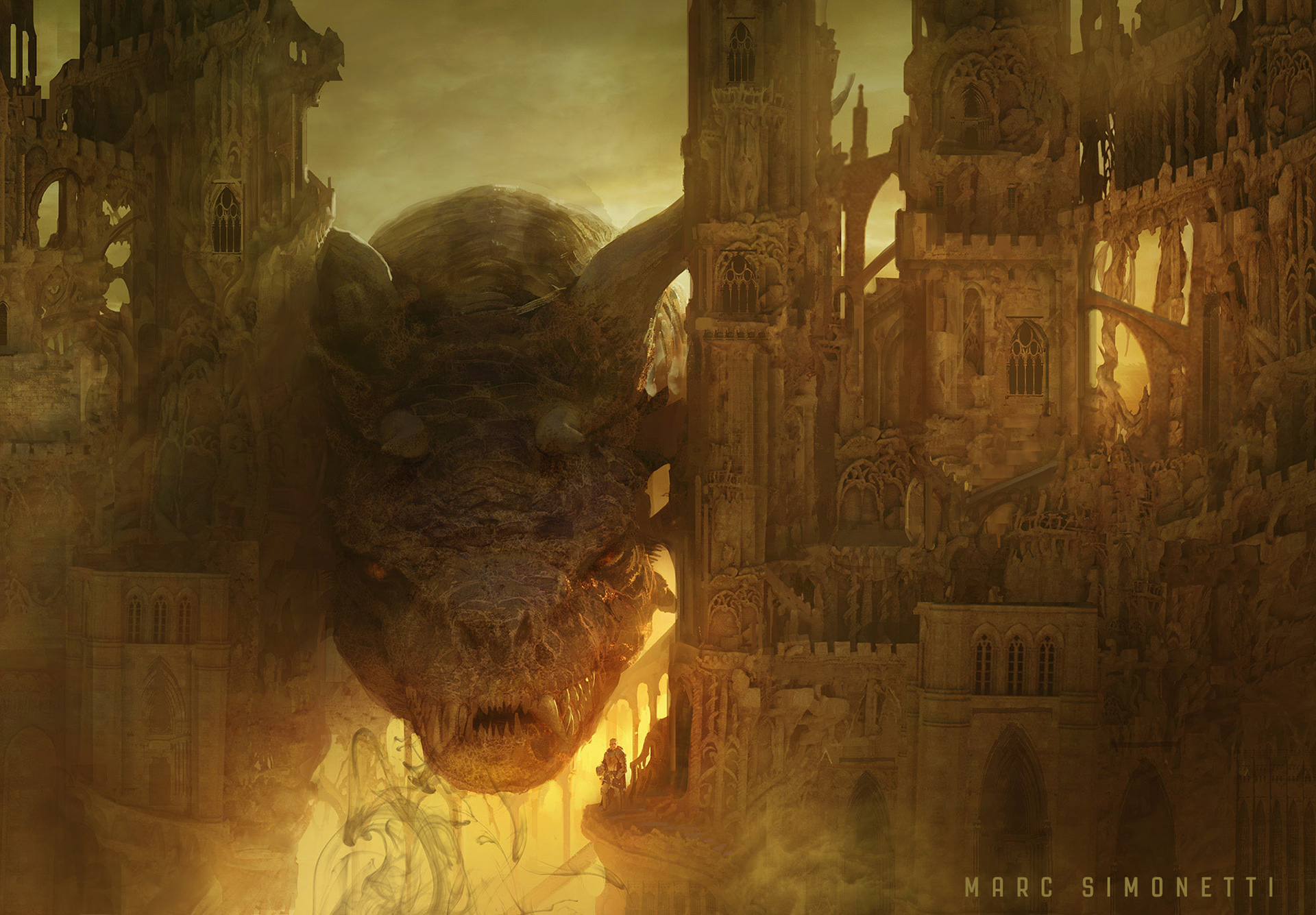 """Marc Simonetti - GRR Martin """"a Song of Ice and Fire"""""""