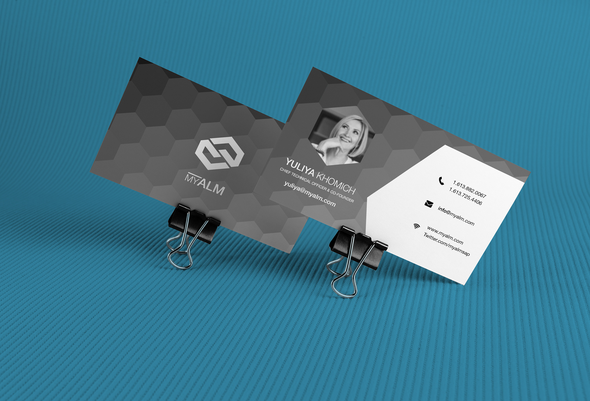 Chris brown business cards collection of business card designs creative director graphic design reheart Images