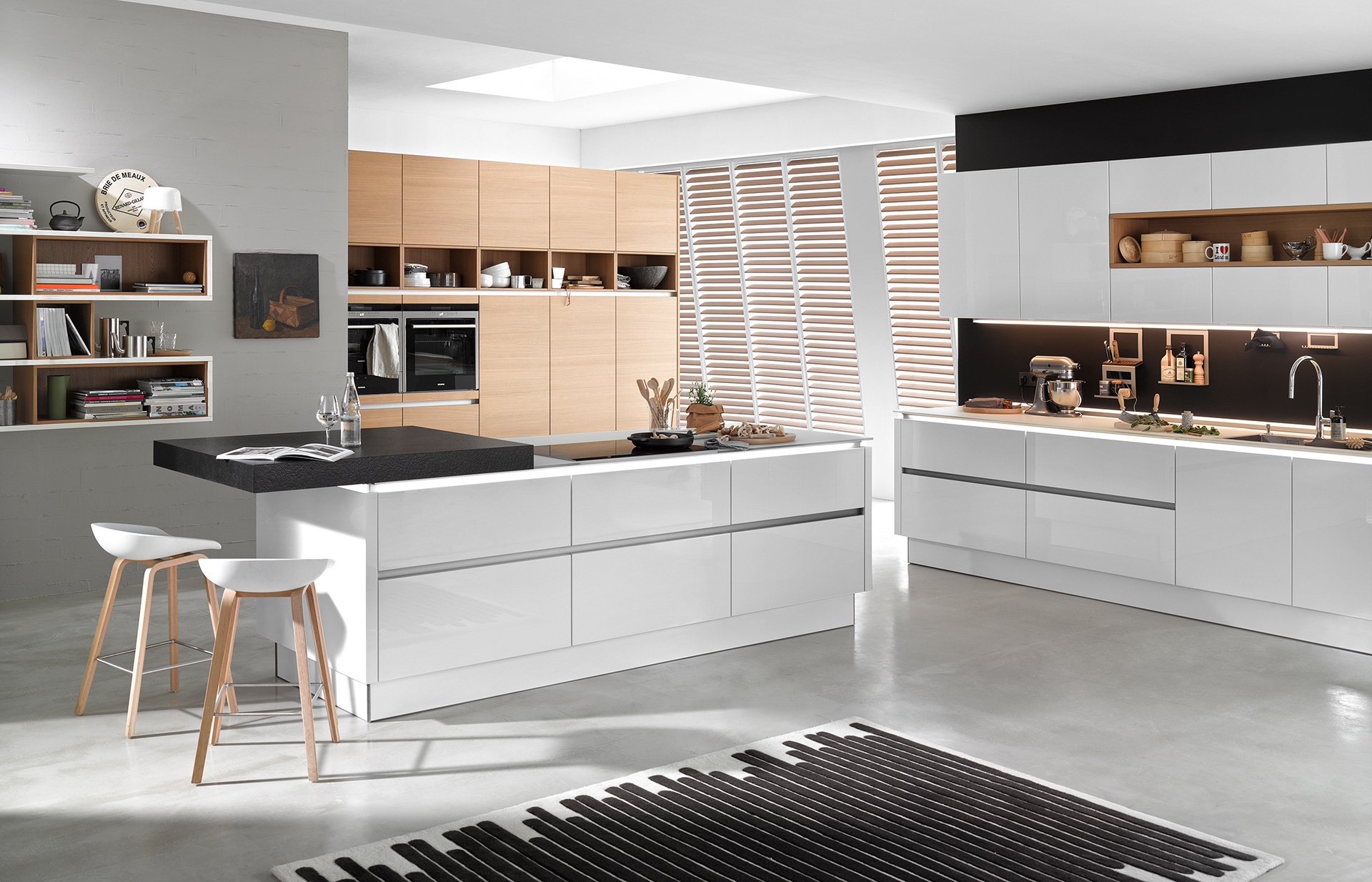 Imagery Post Production - Nolte Kitchens