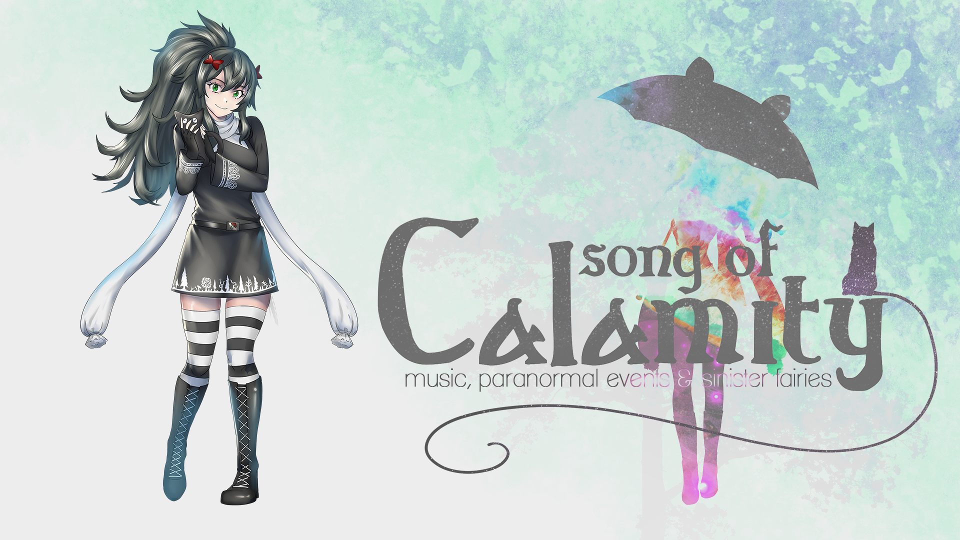 Song of Calamity Wallpaper 3. Free download :-)