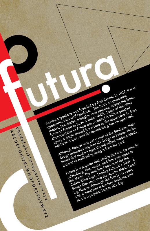 Heather Connolly - Futura Poster