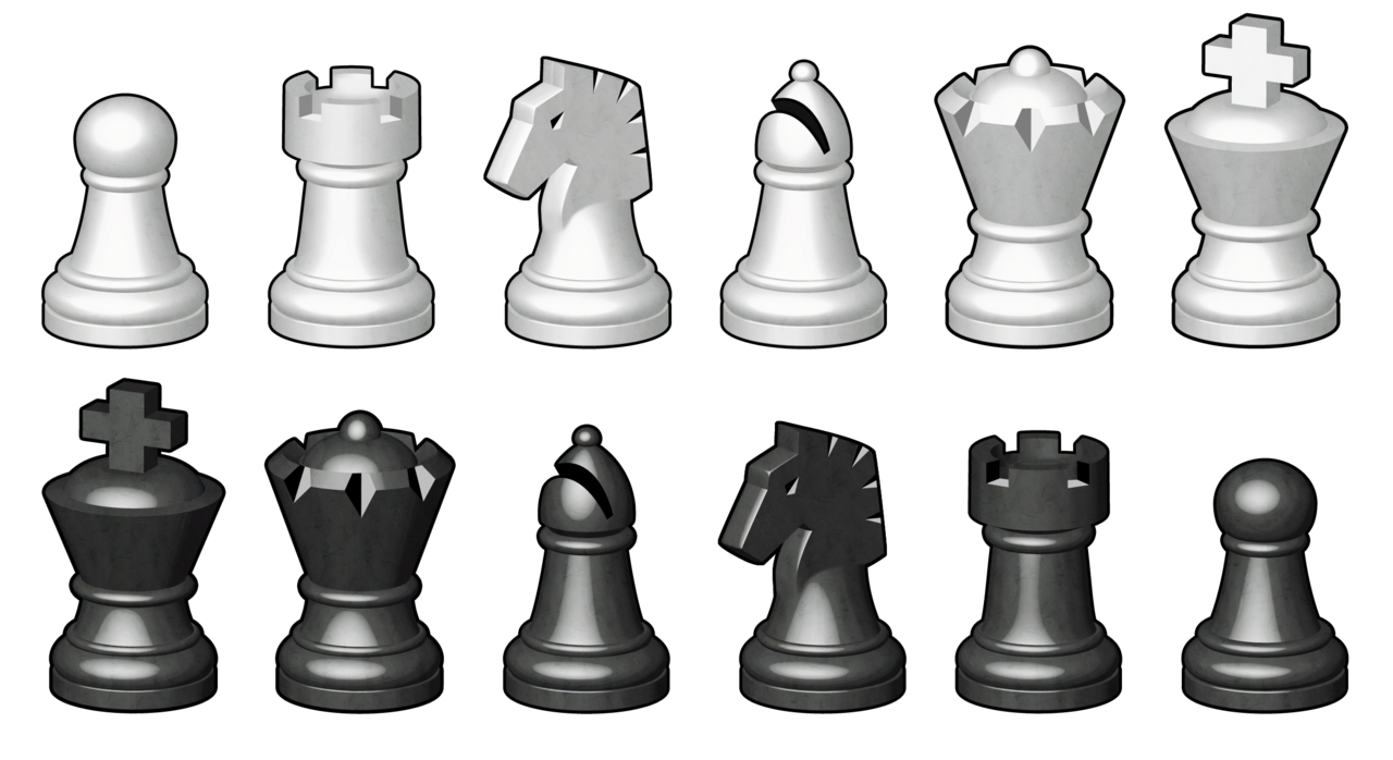 daniela di lena chess artwork pieces and board art assets