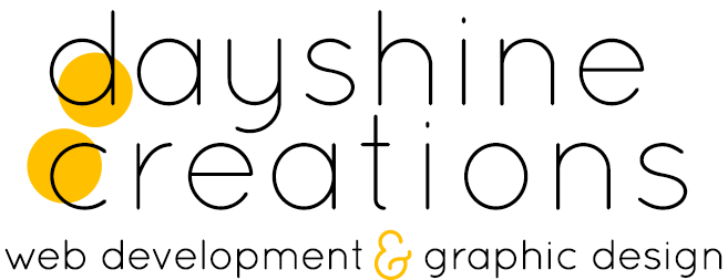 Dayshine Creations - Web Development & Graphic Design