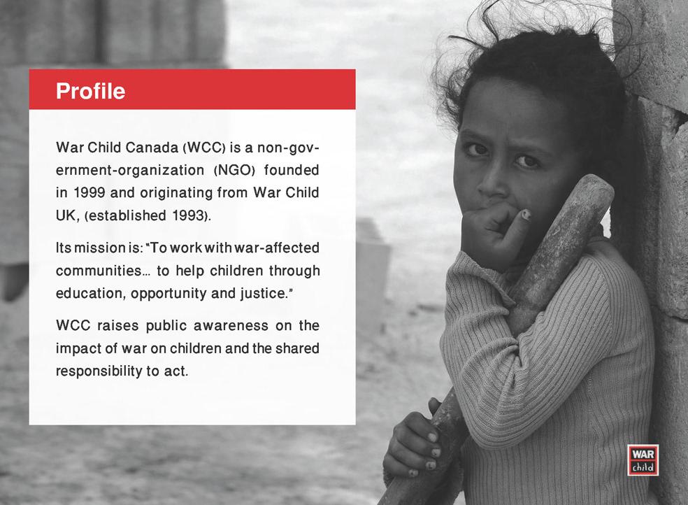 case profile of a child