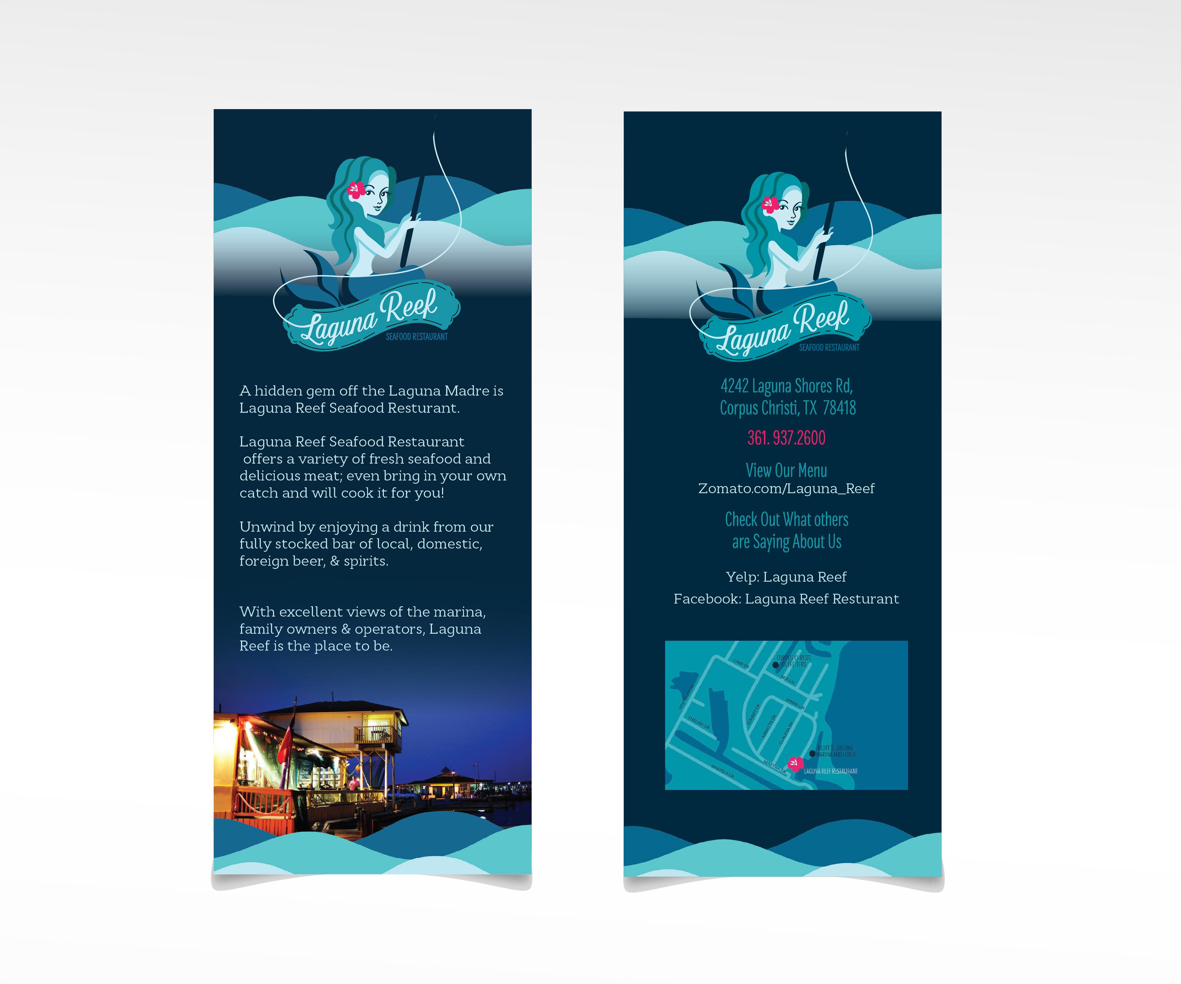 Megan dzhumakeev laguna reef business packet 85x11 letterhead 43x86 envelope 5x5 business card style guide colourmoves
