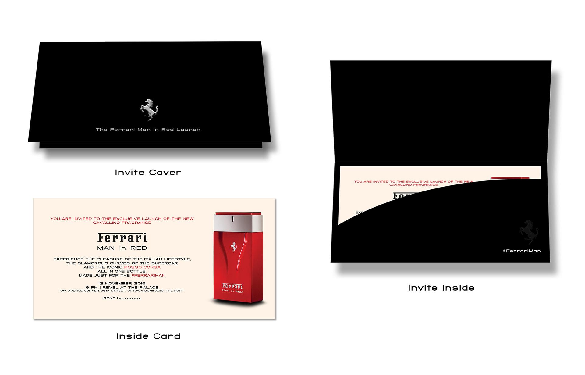Noelle clarifel khristeen tolin ferrari man in red perfume launch ferrari man in red perfume launch invitation stopboris Choice Image
