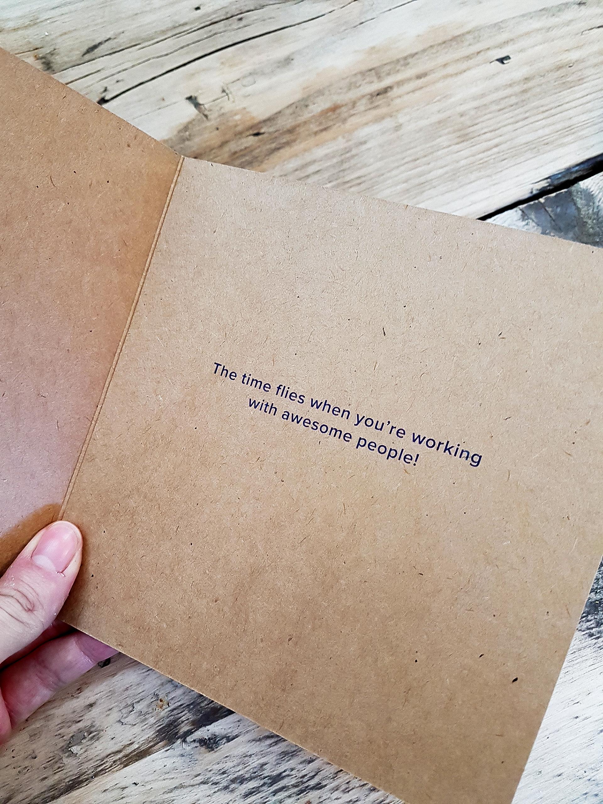 Jitka Hruzova Greeting Cards Treat