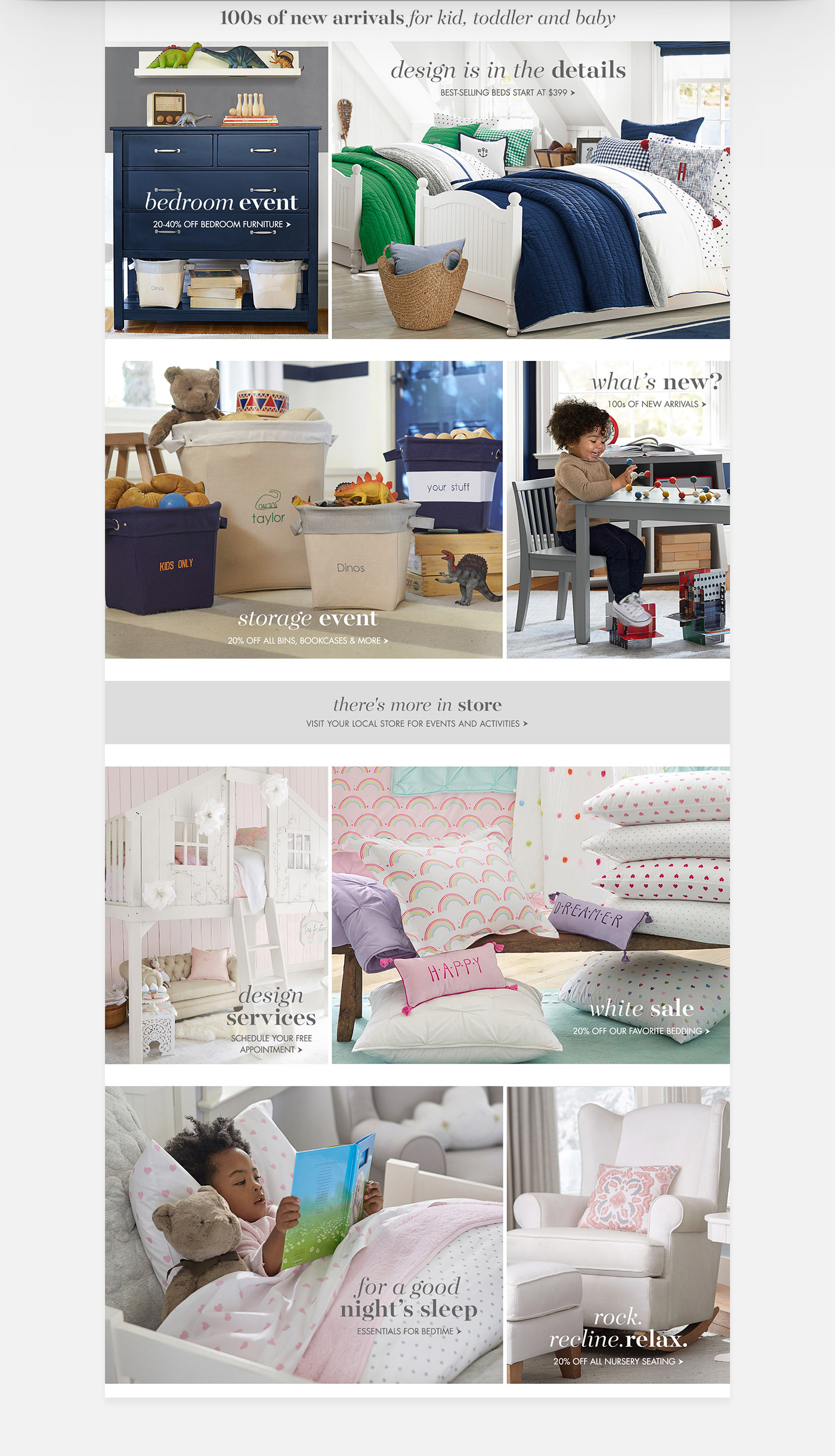 maureen mcginn - Pottery Barn Kids Homepages