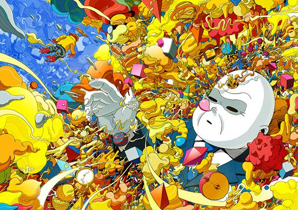 Illustrator Mr.Misang 일러스트레이터 미스터 미상