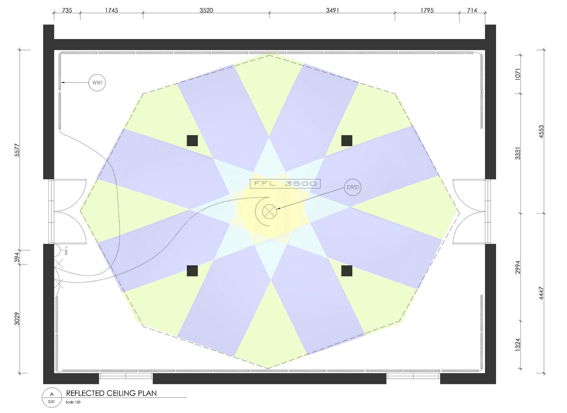 Hind Abdullah Portfolio The Dome Installation Design
