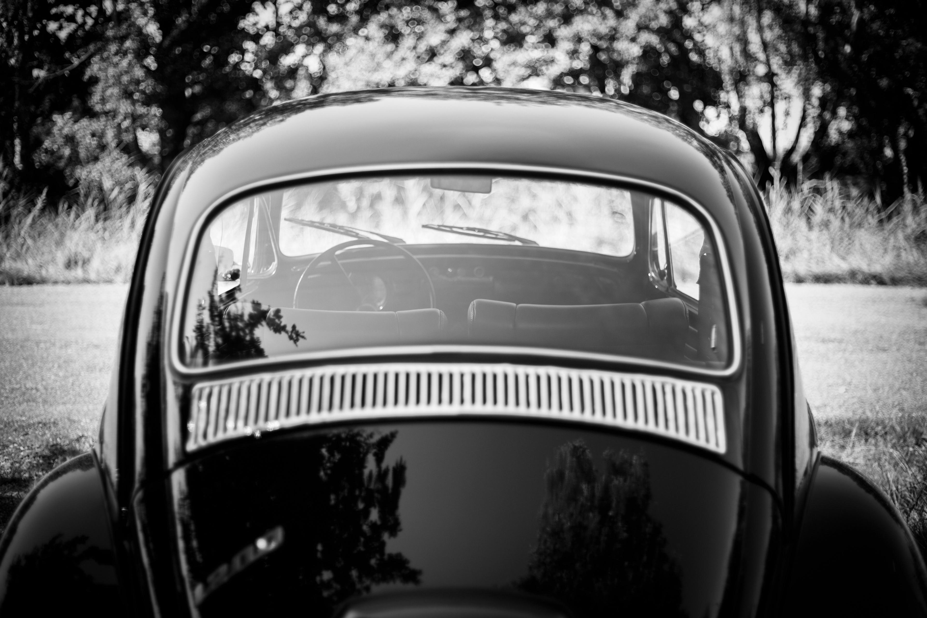 Meneer Sam\'s Werk - VW Spaarkever