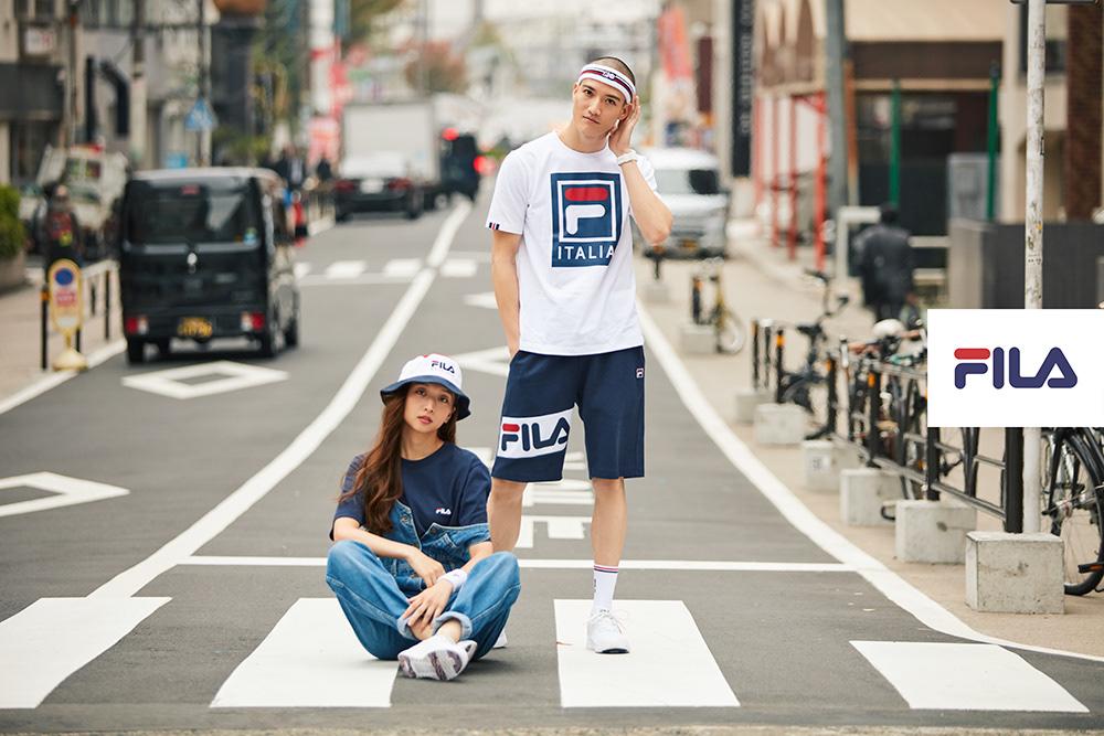 25129e2f05e3 Chen Chekai - FILA TAIWAN TOKYO project
