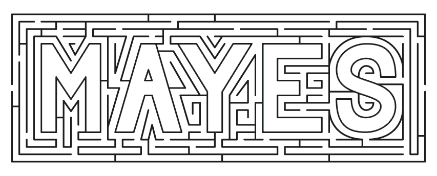 Design By Mayes Logo