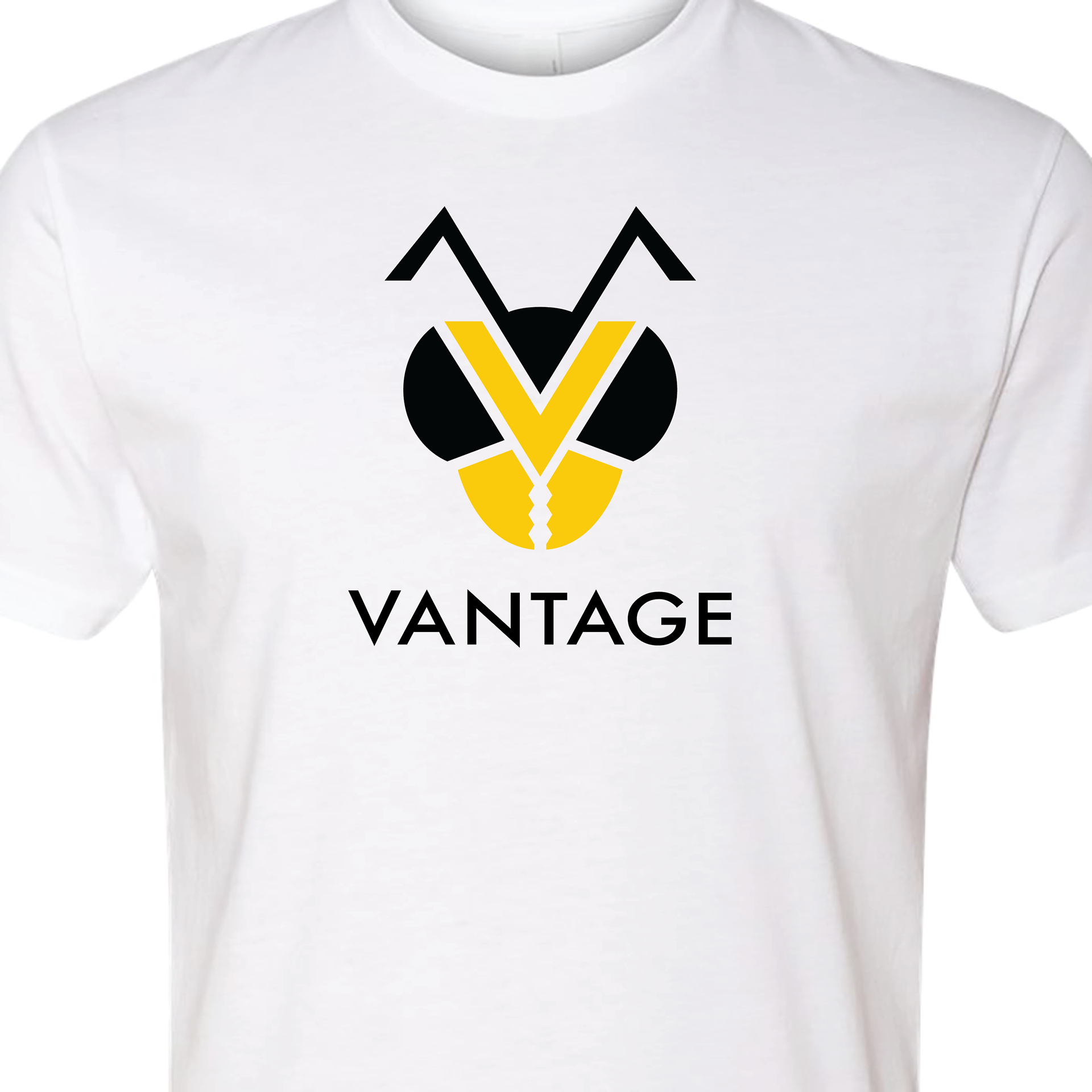 9a535423 A few months ago I was given the opportunity to design a t-shirt for a pest  control company called Vantage. They wanted a bug somehow in the  composition and ...