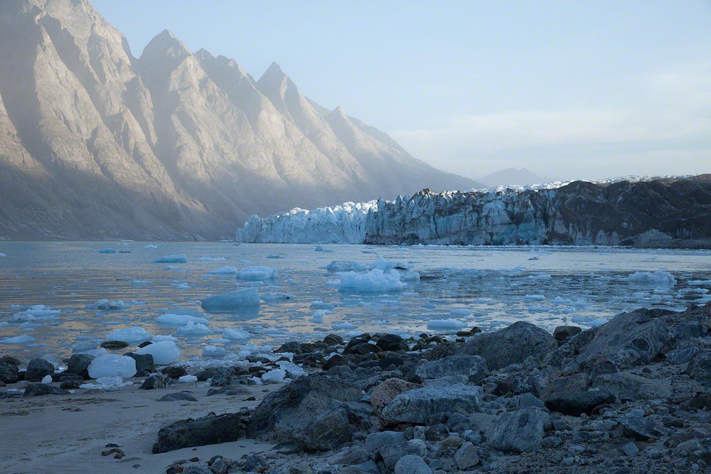 Tina Freeman - Ice Elsewhere  The Arctic