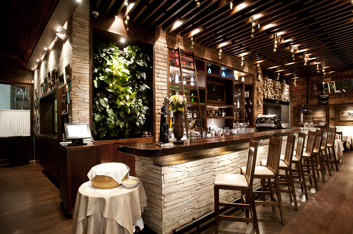 Plasma nodo volare dise o restaurante - Restaurantes de diseno ...