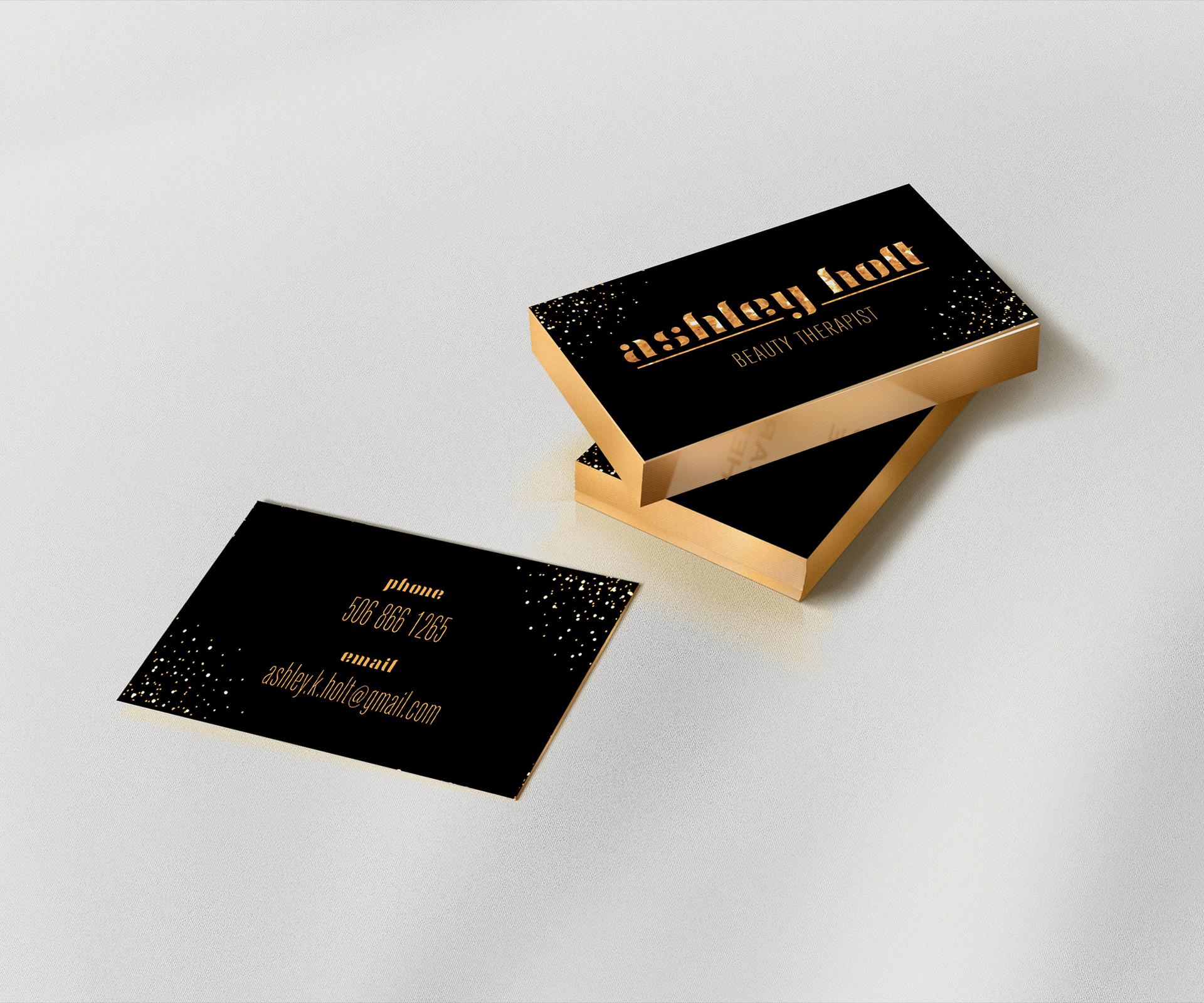 Meghan thebeau tri fold business card design tri fold business card design colourmoves