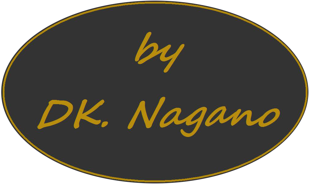 Hawaii artist, DK. Nagano
