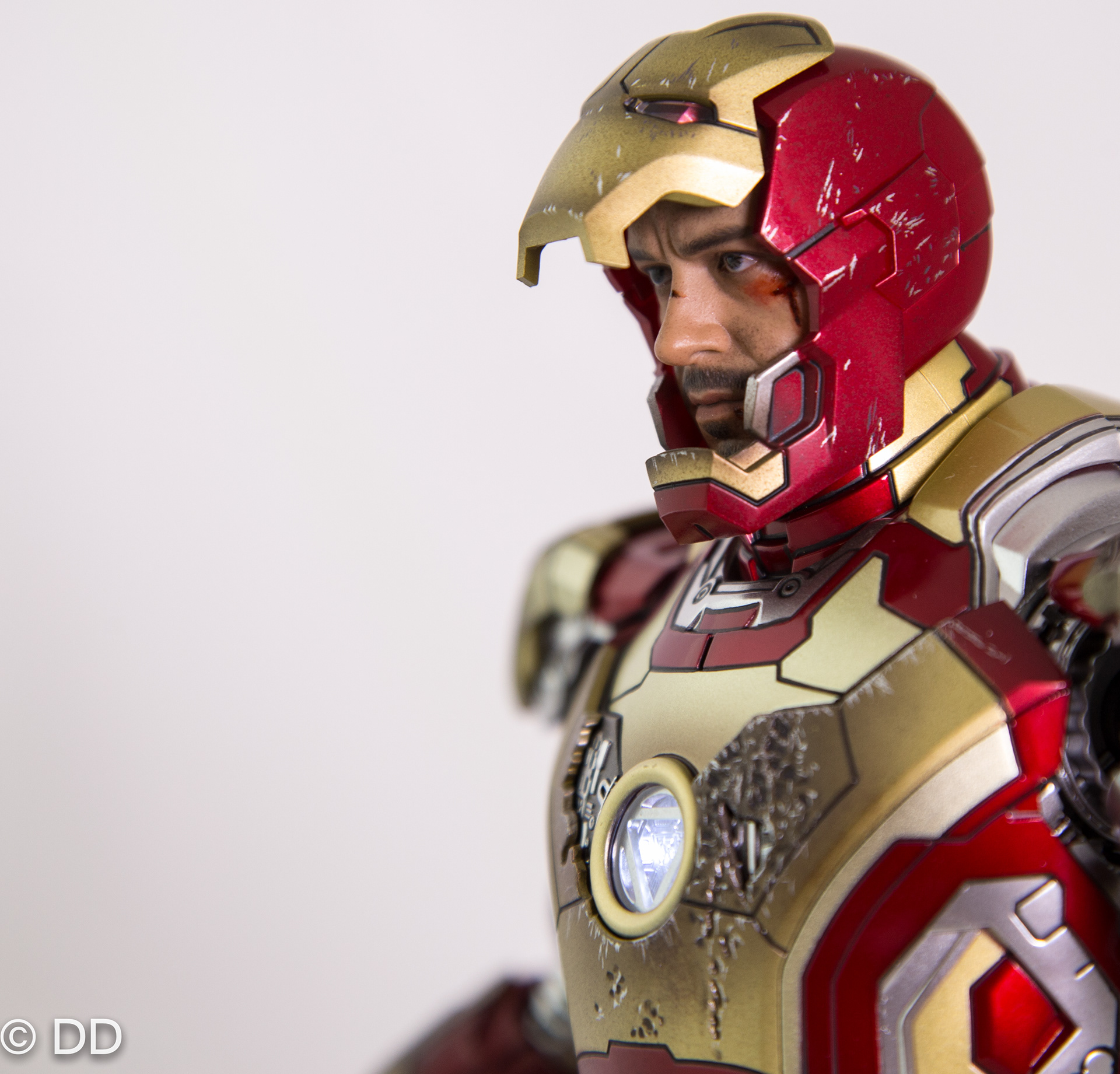 Dock Film Hot Toys Product Photography