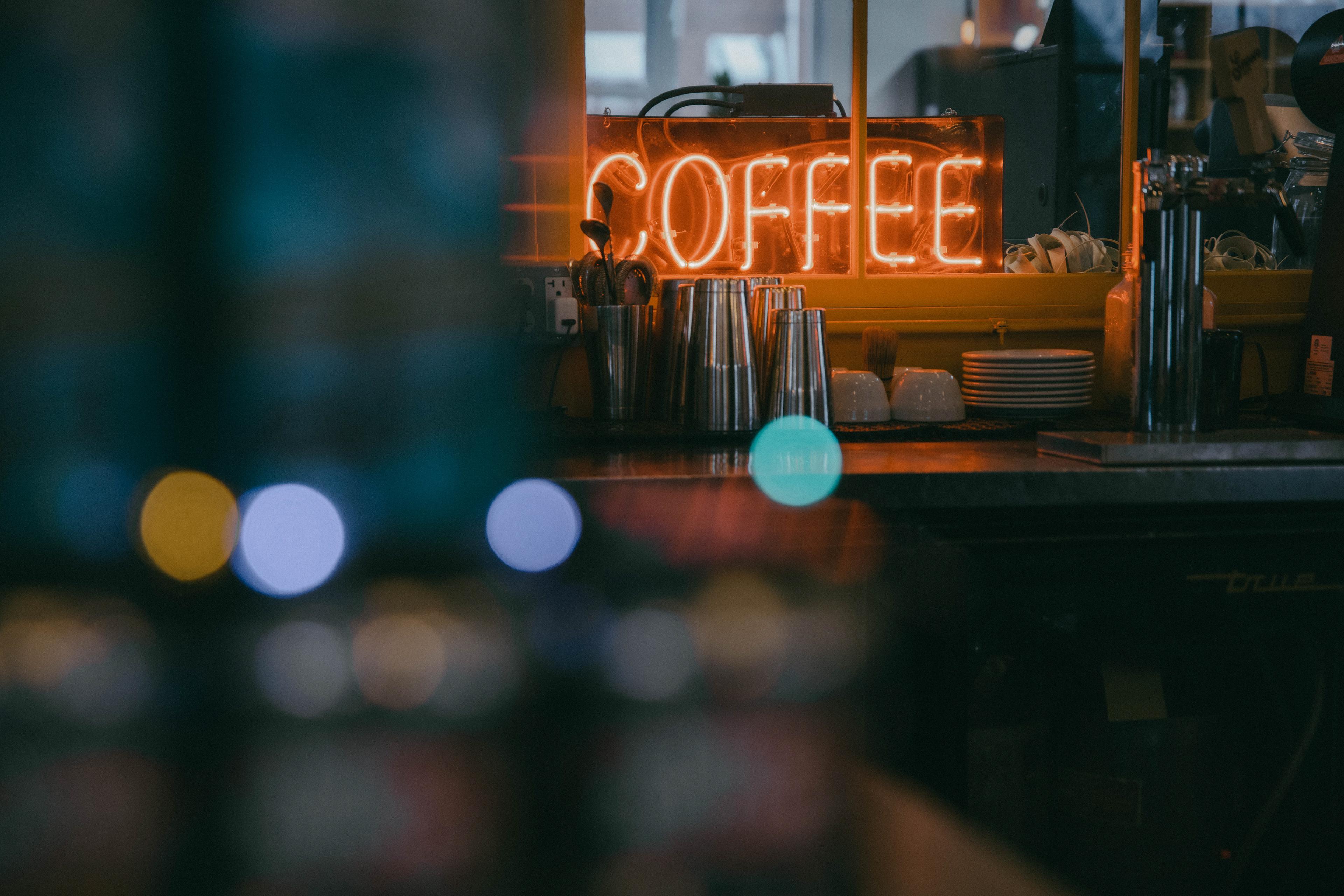 Brian Zolot Wake Coffee Roasters