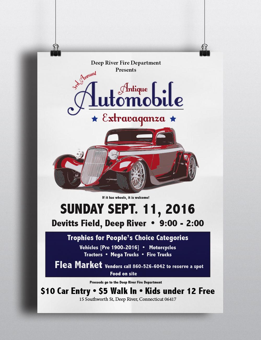 Lindsay Grote - Antique Automobile Extravaganza 2016