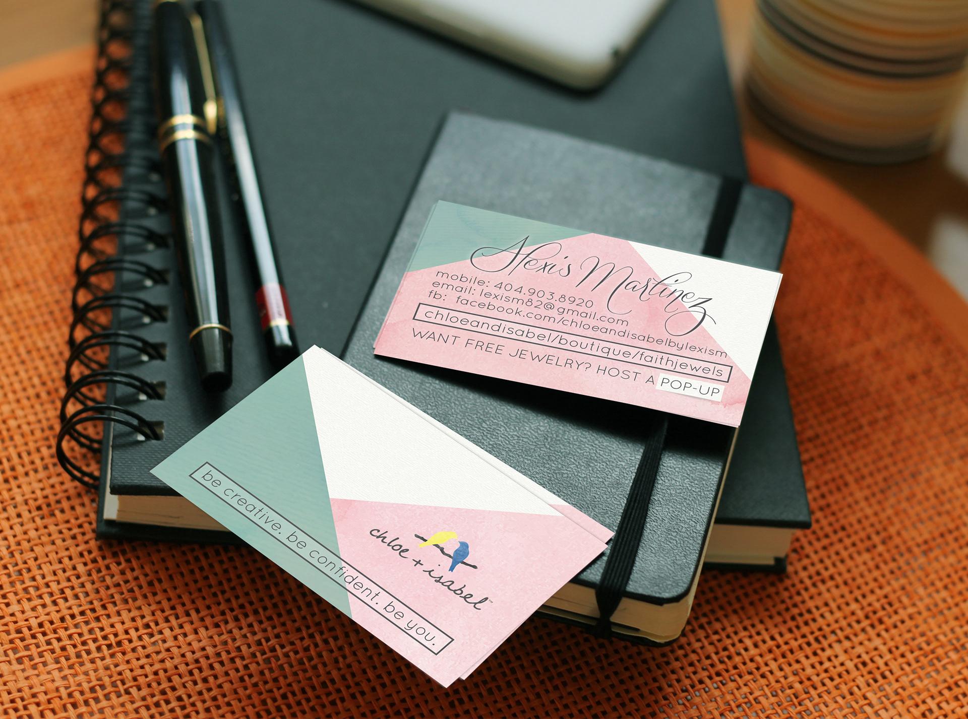 Lex gee alexis martinez business card magicingreecefo Gallery