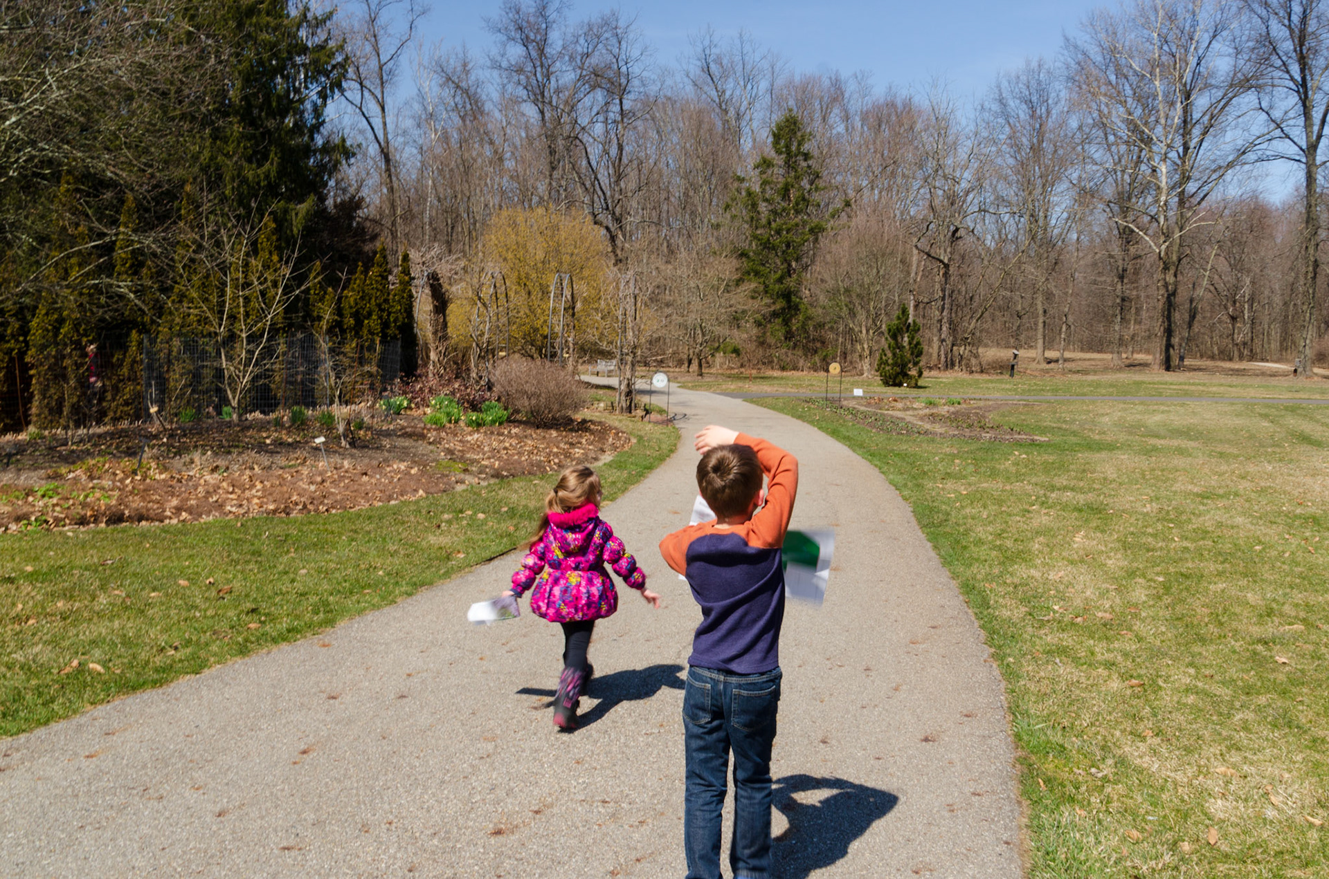 One80out Adventures - Inniswood Metro Gardens