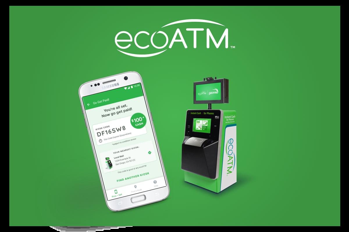 UX Product Designer and Digital Strategist - ecoATM Mobile App