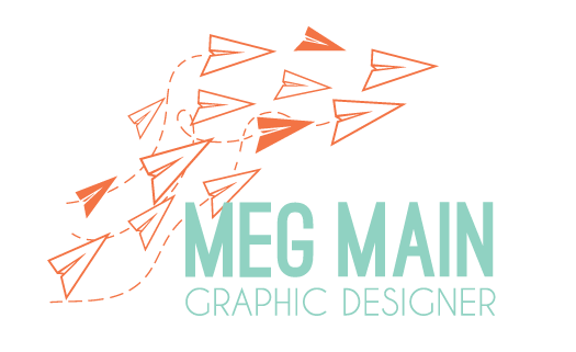 Meg Main Graphic Designer