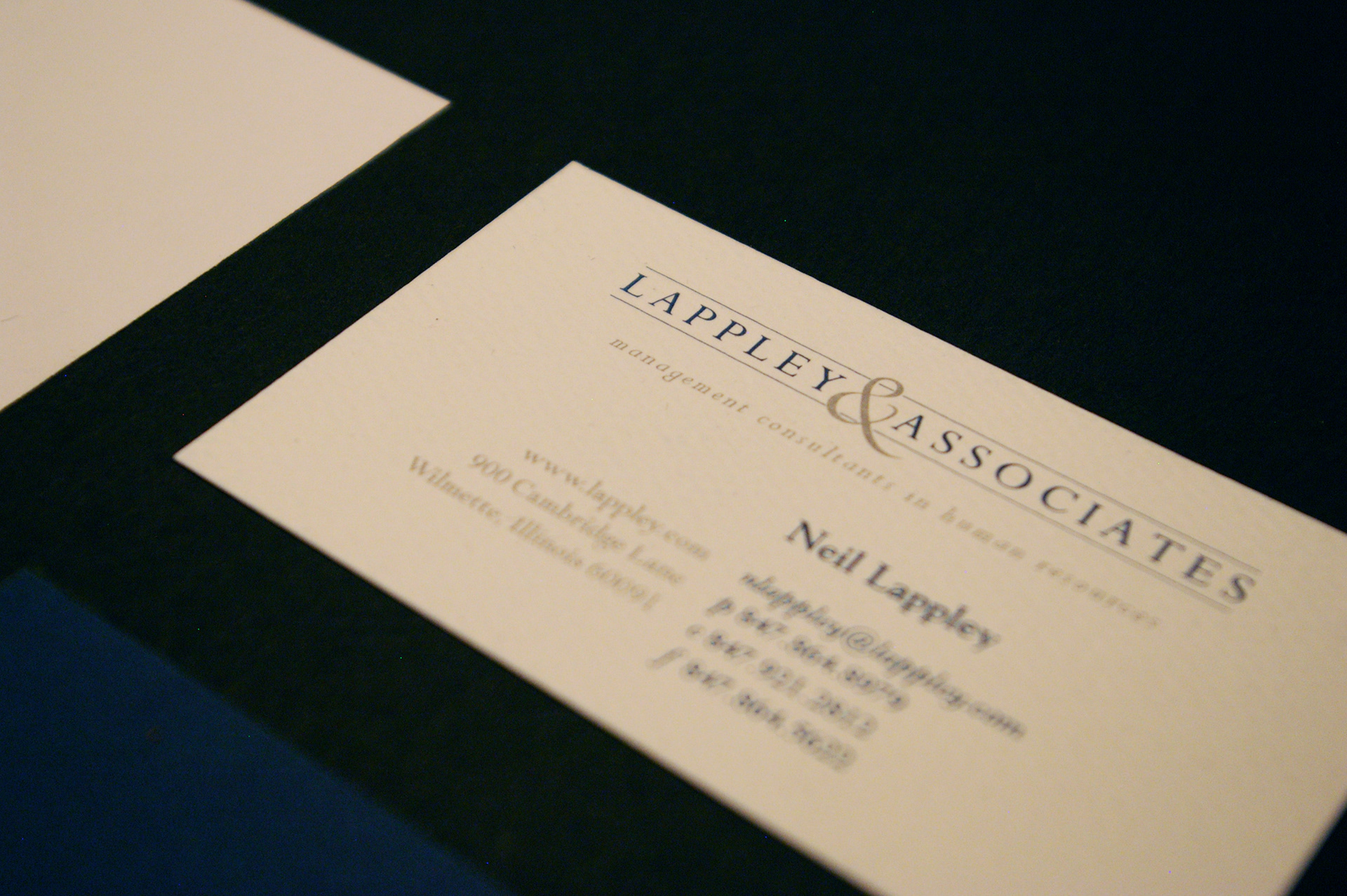 Jim Kennelly - Lappley&Associates