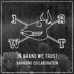 IN BRAND WE TRUST Branding Collaboration