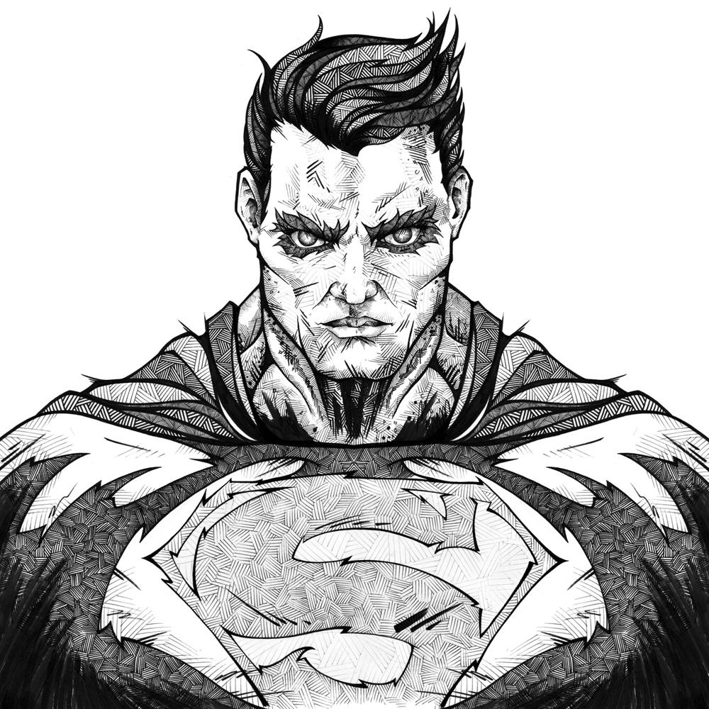 Andreas Preis Dc Comics Superheroes