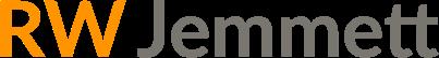 RW Jemmett logo