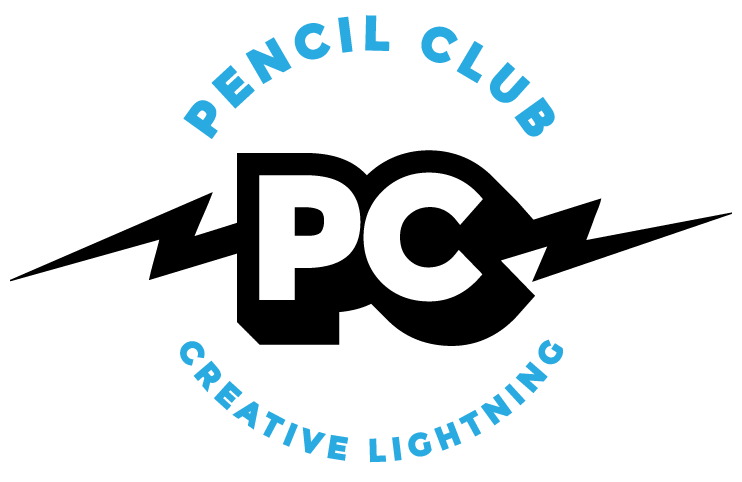 Pencil Club Design - Graphic Design and Illustration in Hickory, North Carolina.