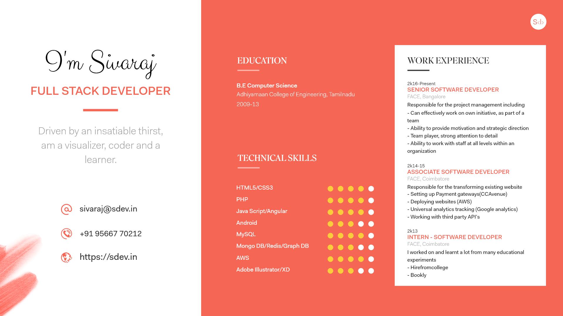 Extjs In Net Developer Resume
