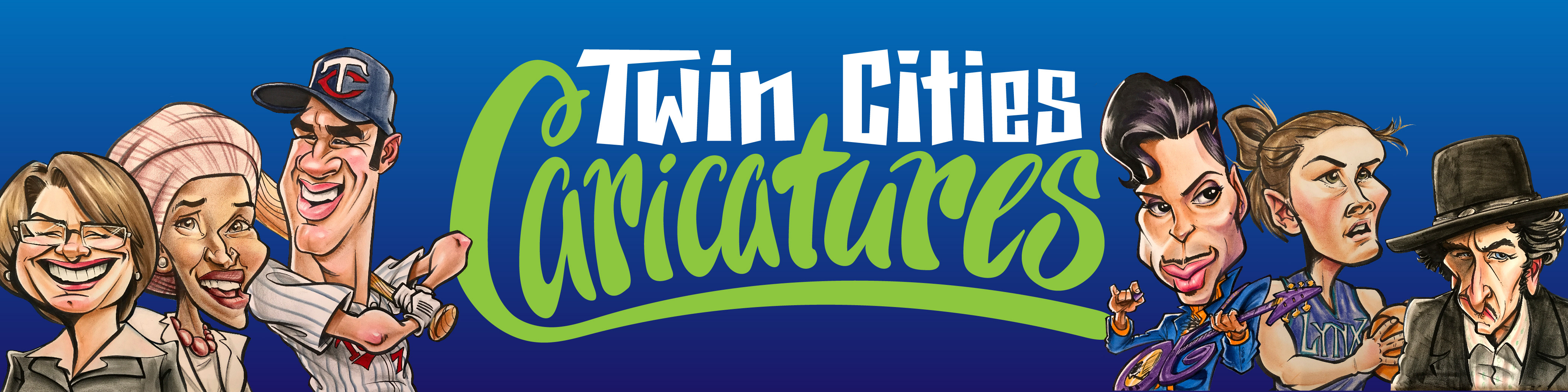 Twin Cities Caricatures